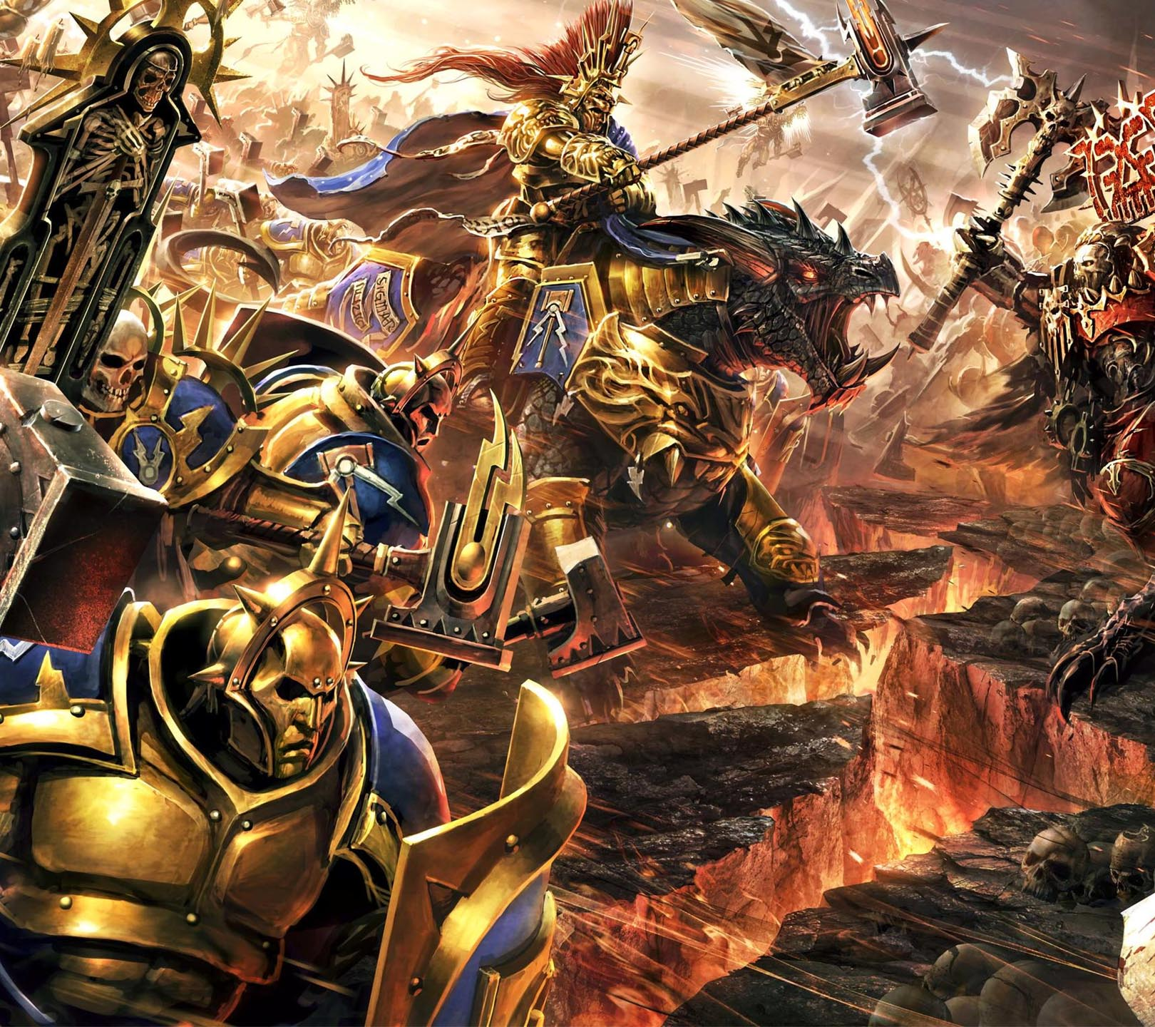 All The Free Android Games Set In Warhammer Universe