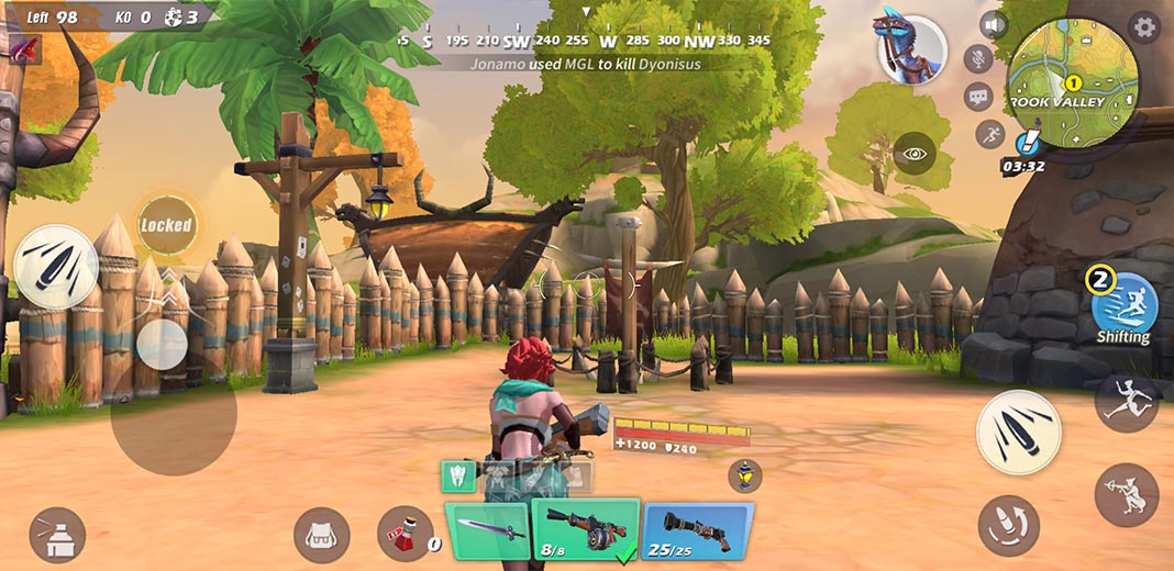 ride out heroes en beta 1 The beta of Ride Out Heroes, the spectacular battle royale from NetEase, is open again