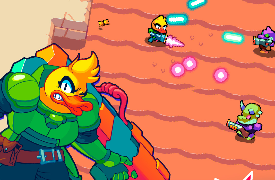 Trigger Heroes brings the fast-paced action from Nuclear
