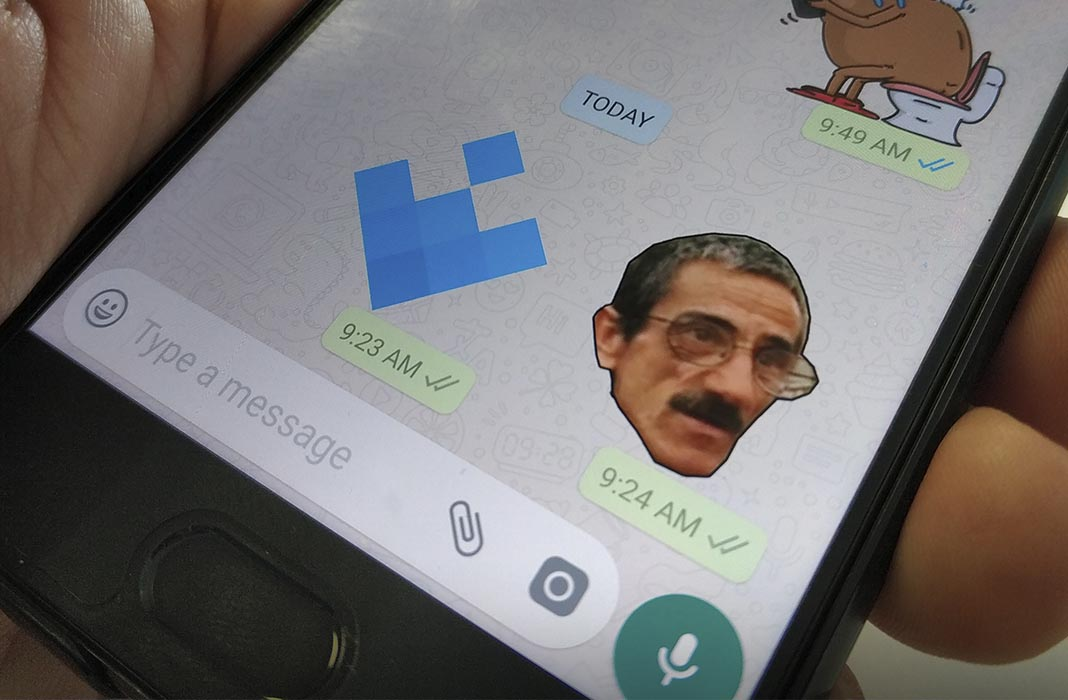 How to create your own stickers for WhatsApp