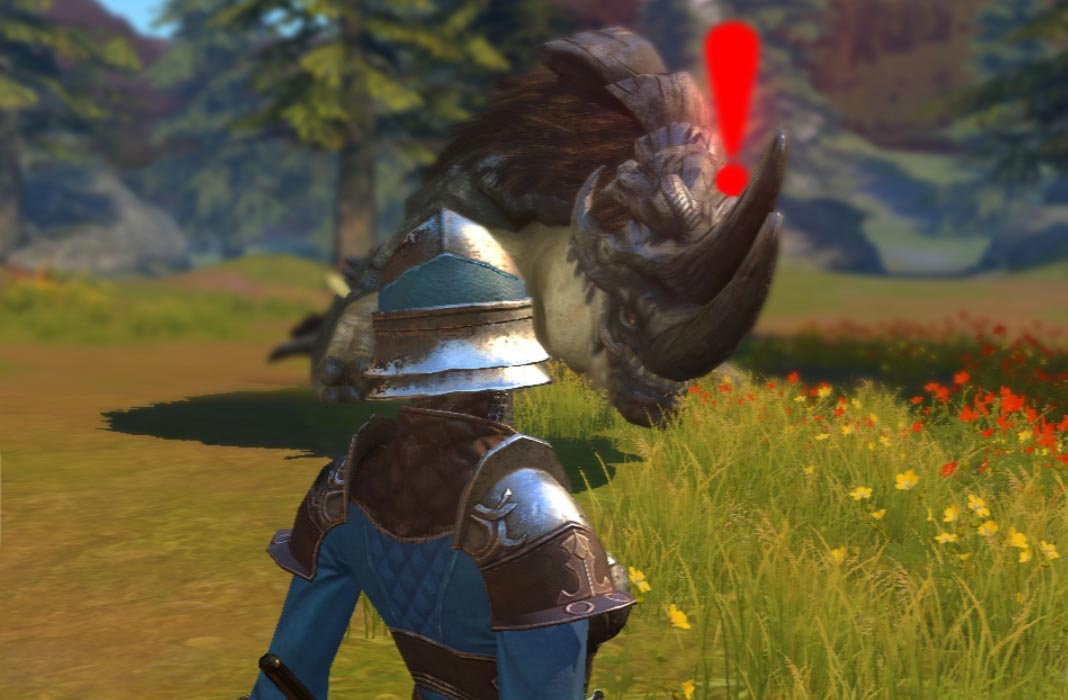 Rangers of Oblivion, a great Monster Hunter-style MMORPG is