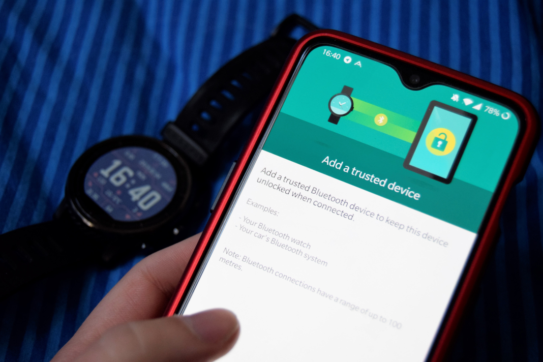 How to automatically unlock your smartphone with Smart Lock