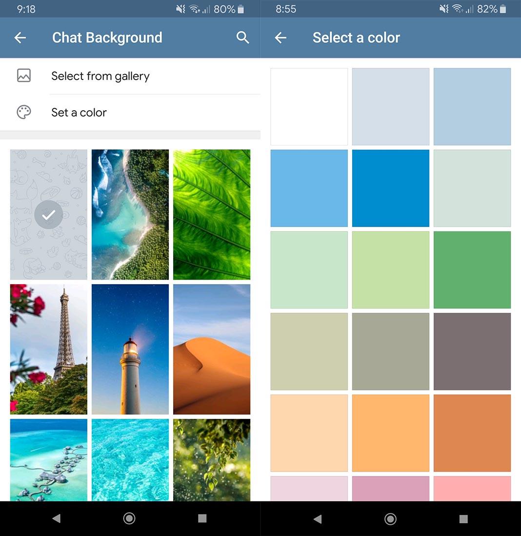 telegram 5 3 chat wallpaper 1 en Telegram 5.3 adds new wallpaper customization options