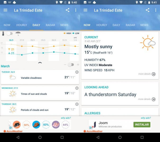 Screenshot 20190326 094031 Best free hiking apps for beginners plus tips and tricks
