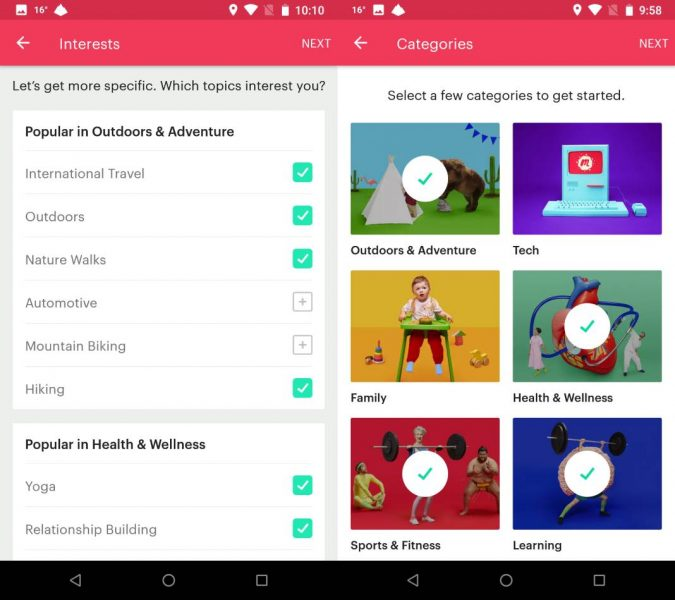Screenshot 20190326 101043 Best free hiking apps for beginners plus tips and tricks