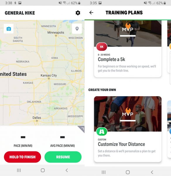 Screenshot 20190401 153805 MapMyHike 1 Best free hiking apps for beginners plus tips and tricks