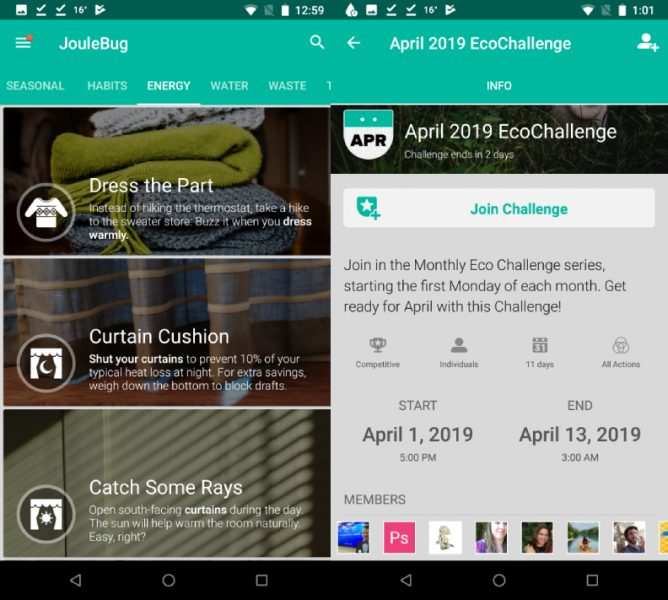Screenshot 20190410 125945 Celebrate Earth Day with 6 apps and 5 easy ways to become more sustainable