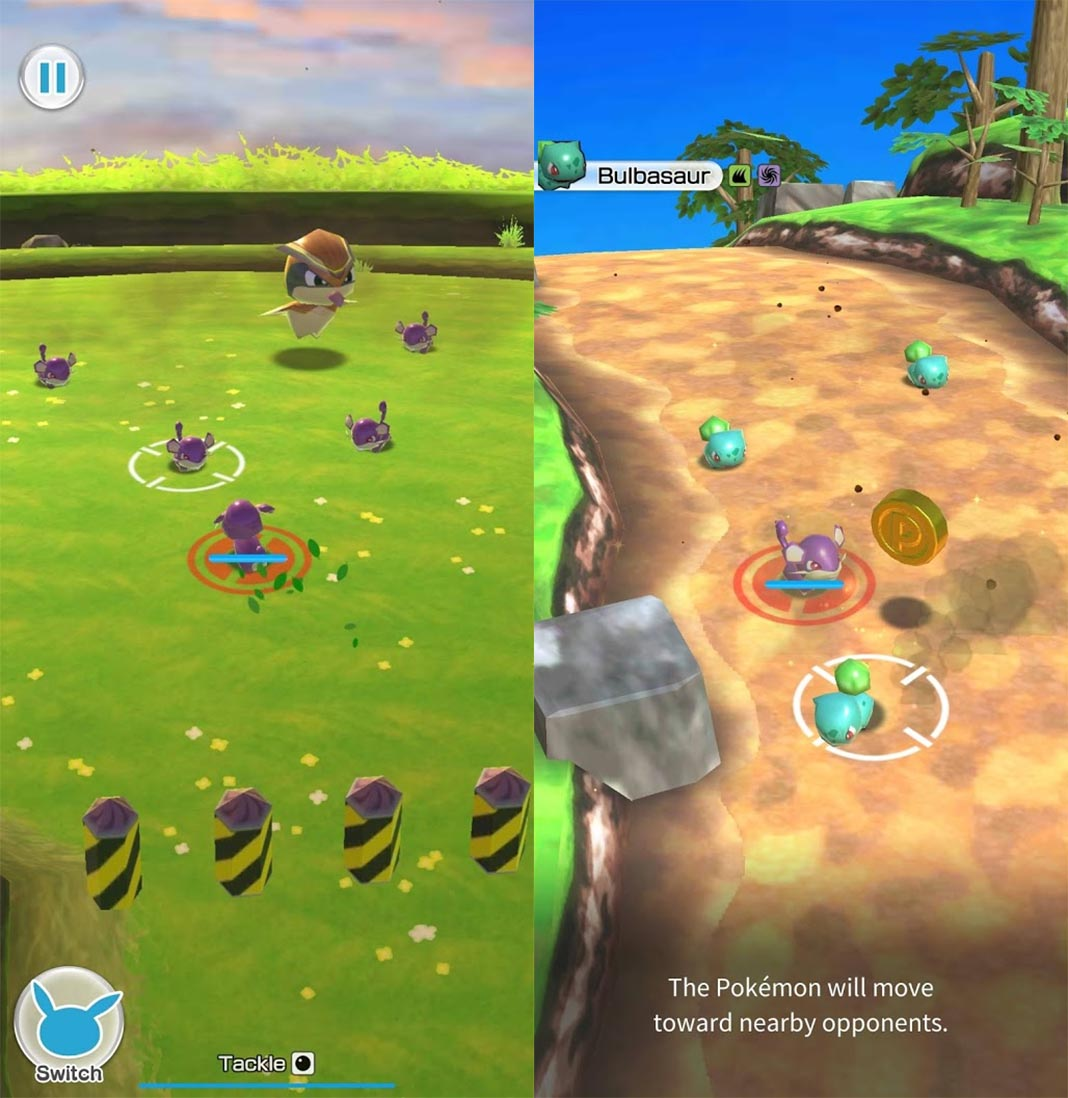 pokemon rumble rush en 1 Pokemon Rumble Rush is now available for Android