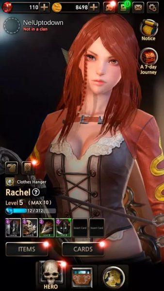 First Summoner Rachel