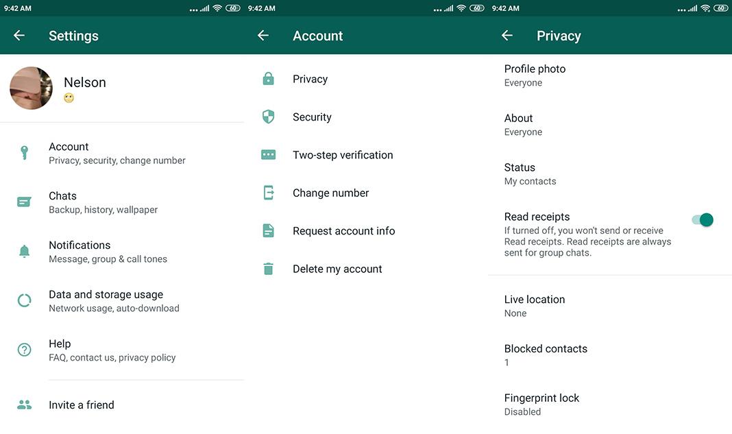 whatsapp fingerprint 1 en How to use the new fingerprint lock feature in WhatsApp
