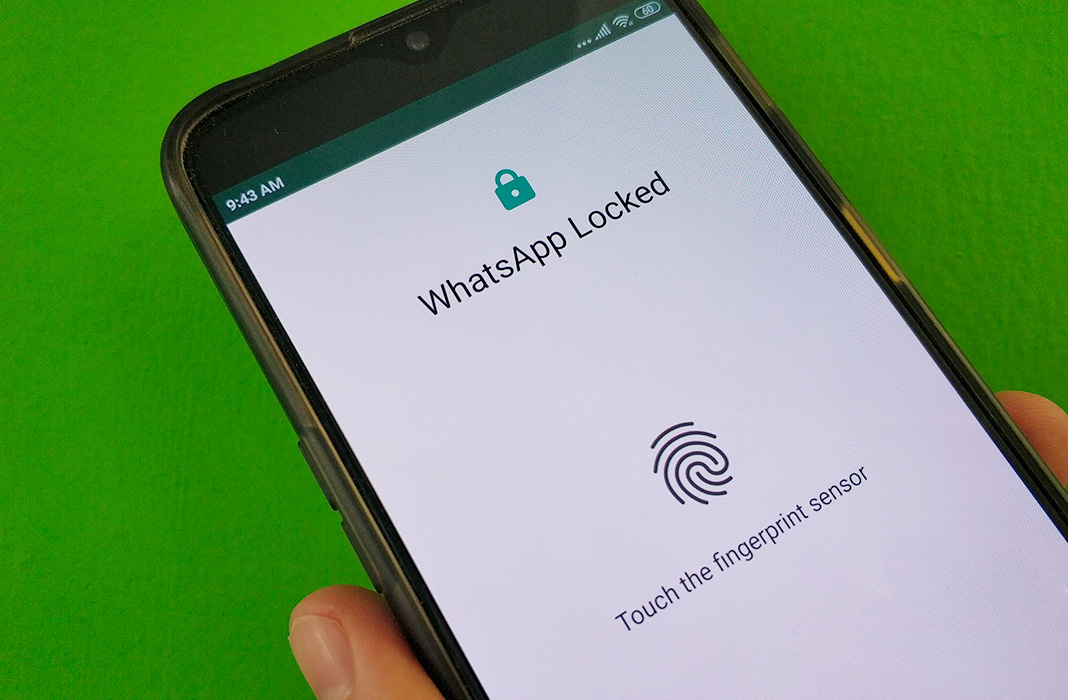 How to use the new fingerprint lock feature in WhatsApp