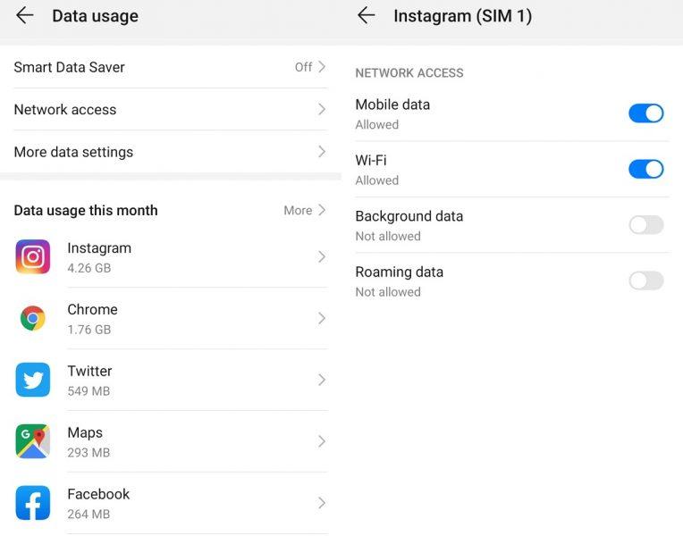Ahorrar datos en Instagram - EN (3)