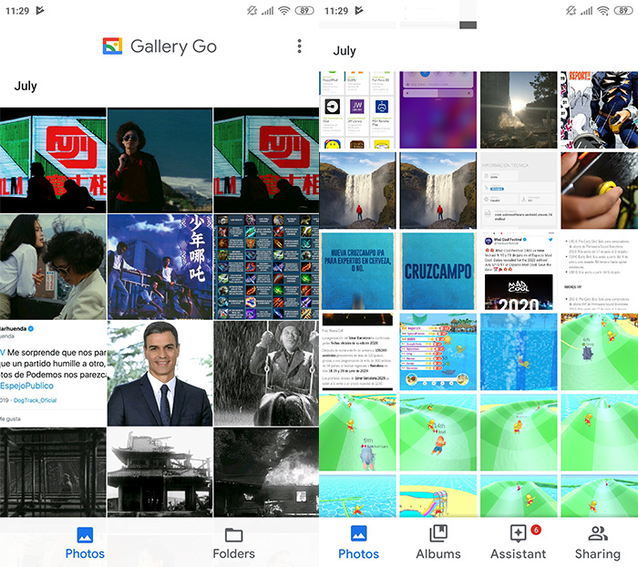 Gallery Go Google Photos