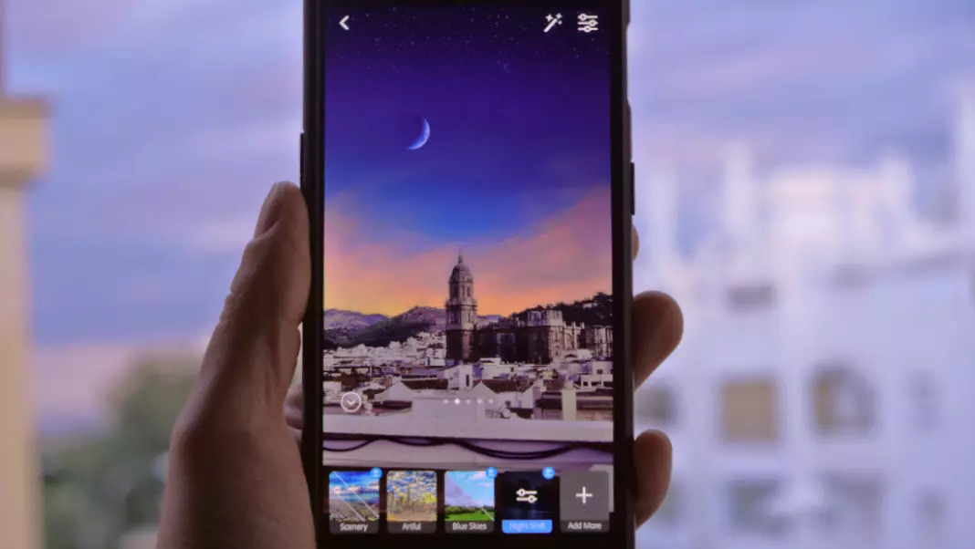 Adobe Photoshop Camera: an Android photo editing app that's out of ...