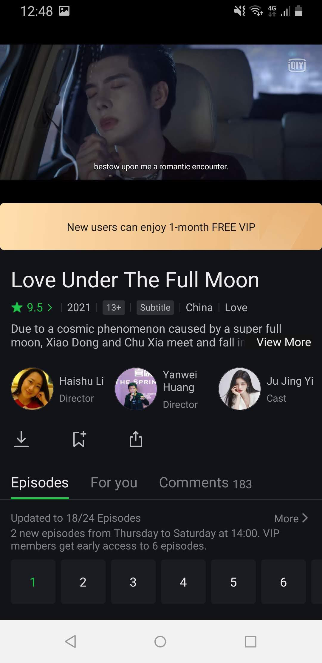 IQIYI love under the full moon IQIYI: the Chinese Netflix that you can watch for free