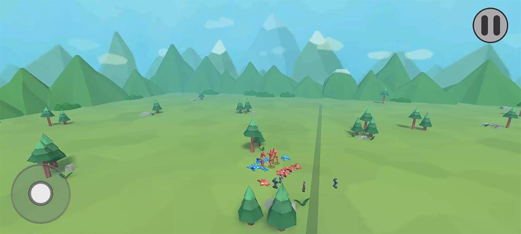 Epic Battle Simulator 2 Troops