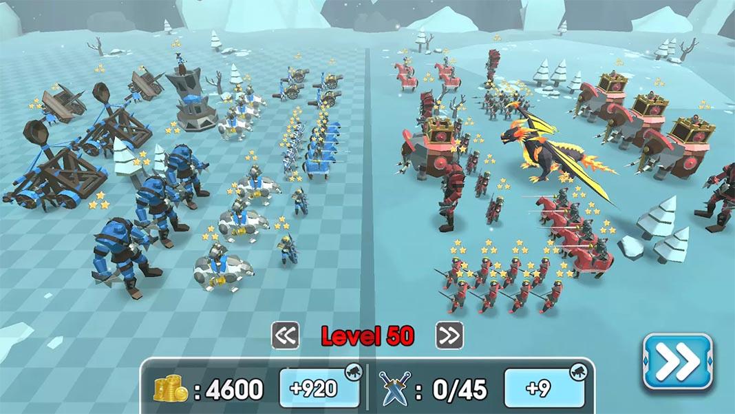 Epic Battle Simulator 2 deploy troops