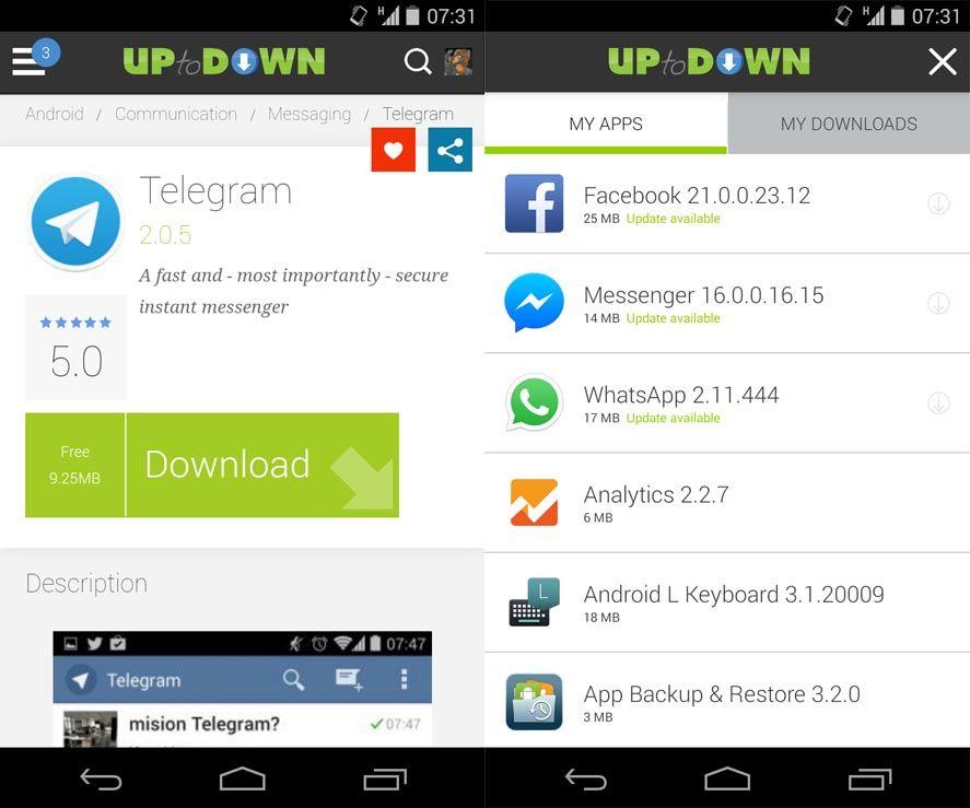 Apps Dwn